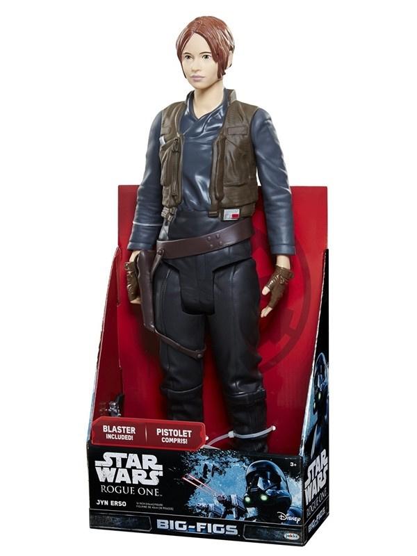 Star Wars Rogue One figuur 45 cm - Jyn Erso