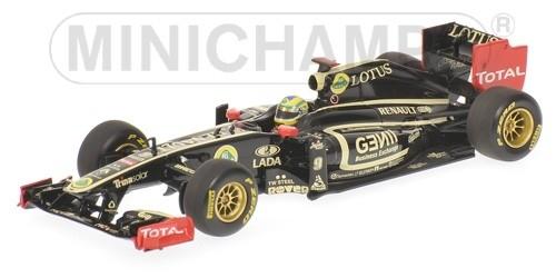 Lotus Renault GP R31 (2011) B. Senna - Minichamps 1:43