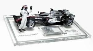 McLaren Mercedes MP4-20 K. Raikkonen Special Edition - Hotwheels 1:18