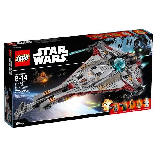 Lego 75186 Star Wars - The Arrowhead
