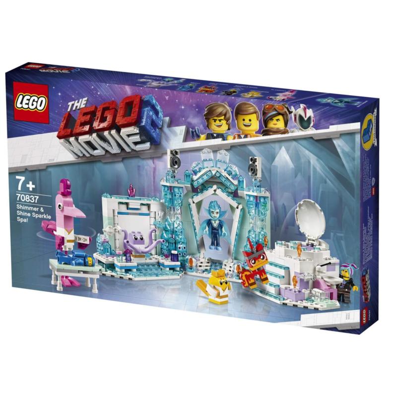 Lego 70837 - Glitterende Schitterende Spa! - Lego The Movie 2