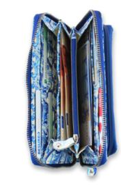 Portemonnee Delftsblauw