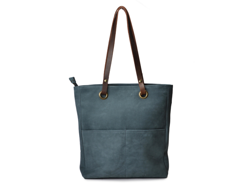 Florence blauw/grijs