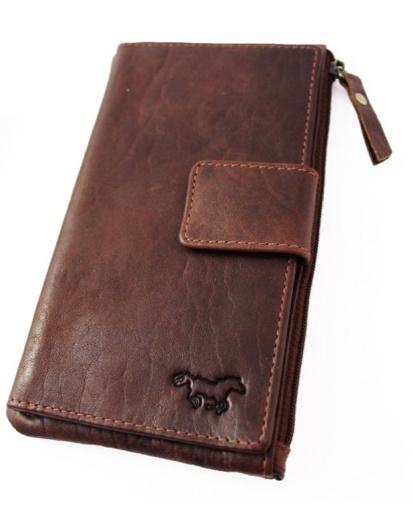 Portemonnee met vakje voor je mobiel