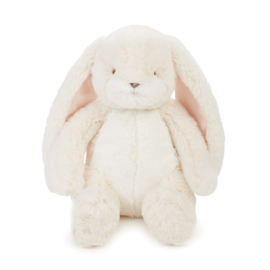 Bunnies By The Bay knuffel Little Nibble Bunny cream  met/zonder naam