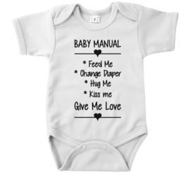 Romper Baby Manual