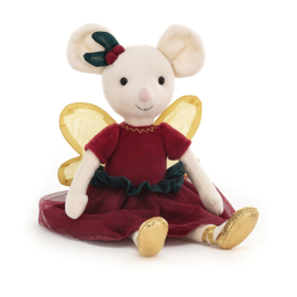 Jellycat christmas mouse angel