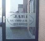 showroom reclame jari