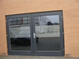 showroom orion autos