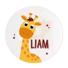 Bordje - Giraffe