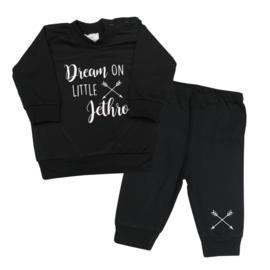 Pyjamaatje dream on little .... naam naar wens