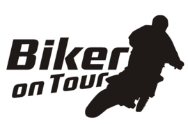Sticker Biker on tour