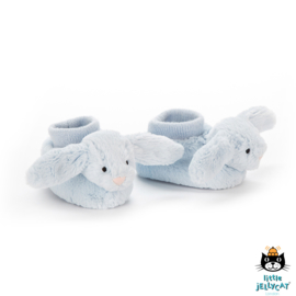 Jellycat bashfull bunnies blue boothies