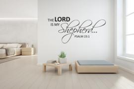 Sticker The Lord is my Shepherd