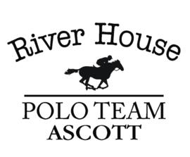 Sticker River House Polo