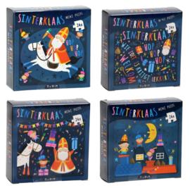 Sinterklaas mini puzzel 24 stukjes