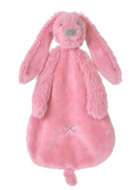 Happy Horse knuffeldoekje konijn deep pink