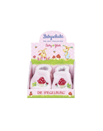 Baby Glück - Baby Schoentjes - Roze