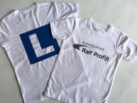 Shirts bedrukt Ralf Profijt