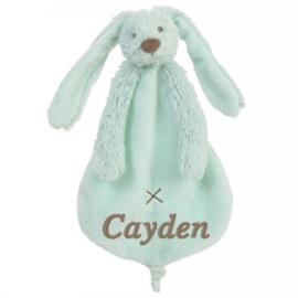 Happy horse knuffeldoekje lagoon rabbit met / zonder naam