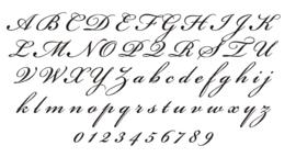 Lettertype 2