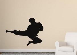 Sticker taekwondo