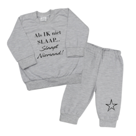 Pyjamaatje Als ik niet slaap....