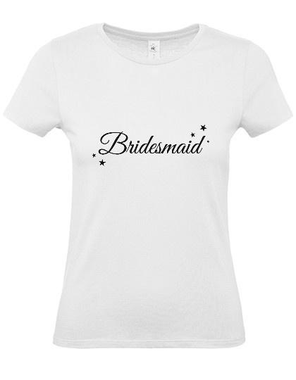 Dames shirt Bridesmaid
