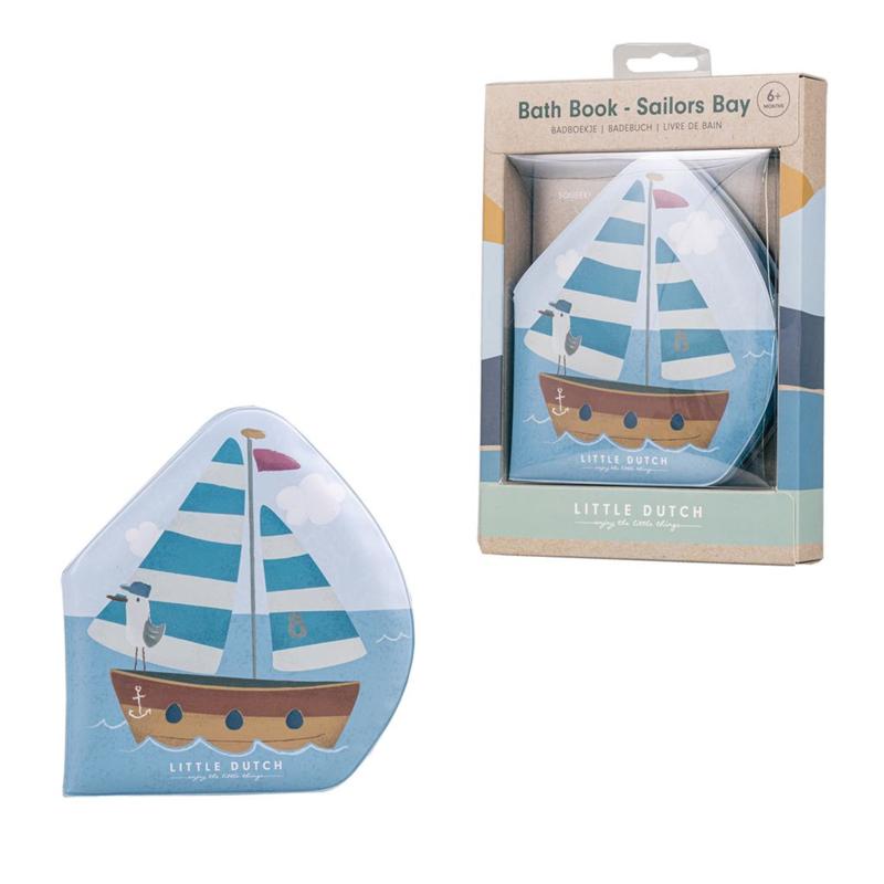 Little Dutch sailors bay badboekje