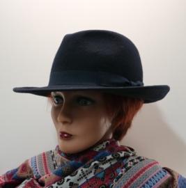 Fiebig dameshoed art. 30642 - donkerblauw