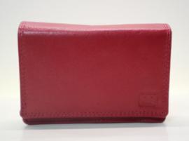 DD damesportemonnee art. 02C337 - rood