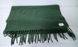 Unisex shawl uni art. 57507 - groen