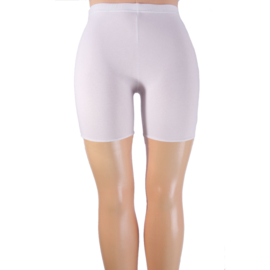Yellow Moon short legging / fietsbroekje art. 20245 - wit