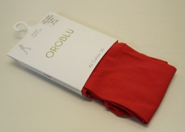 Oroblu All Colors 50 panty - koraalrood