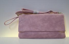 Beagles gelegenheids-/ schoudertas art. 17015 - roze