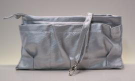 Bag-in-bag binnentas art. 300012 -  zilver