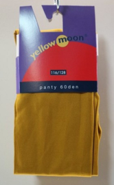 Yellow Moon kinderpanty art. 345 - mosterd