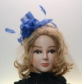Dameshaargarnering art. 1005 - kobaltblauw