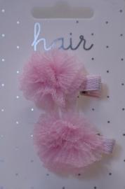 Haarknipje art. 5087 - roze