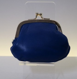 Beursje klein art. 013 - kobaltblauw