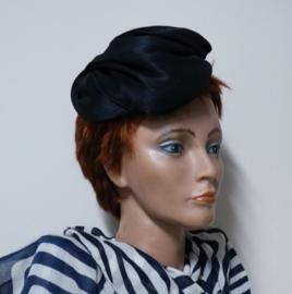 Weba Hats damesdop/haargarnering art. Z92 - donkerblauw
