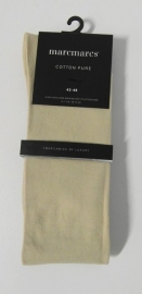 Marcmarcs kniekous cotton pure art. 91155 - beige