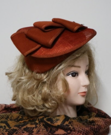 Complit dameshoed art. 21833 - brique