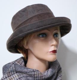 Hatland dameshoed Merridin Wax art. 10033 - bruin