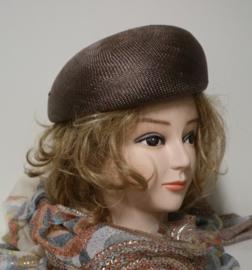 Weba Hats dameshoed art. 9362 - hazelnoot