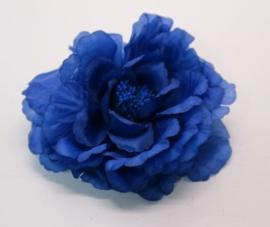 Romano damescorsage art. 5568 - kobaltblauw
