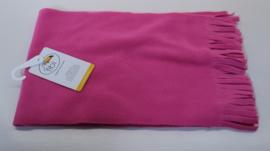 Fiebig meisjes shawl art. 77012 - roze