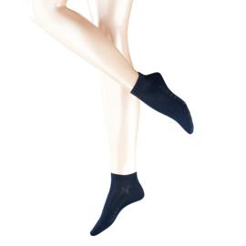 FALKE sneaker-/enkelsokken Family art. 47629 - donkerblauw