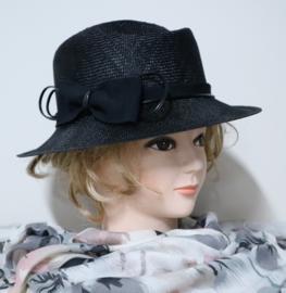 Weba Hats dameshoed art. 9543 - zwart