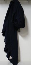 P-Modekontor omslagdoek art. 5950534-6 - diep donkerblauw